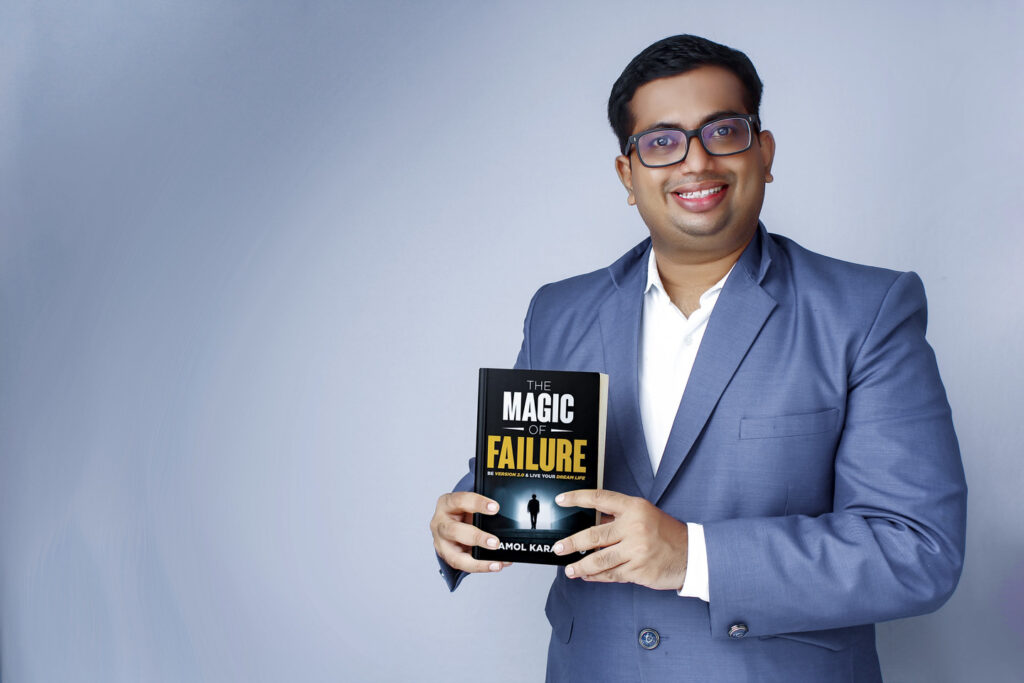 the magic of failure book by amol karale